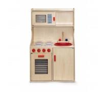 Medinė vaikiška virtuvėlė | Natural Modern | Viga 51600