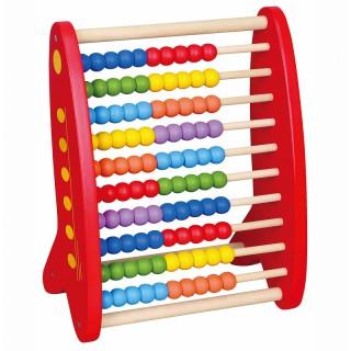 Mediniai spalvoti skaitliukai | Viga Toys