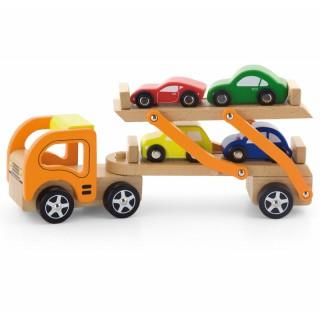Medinis autovežis su mašinėlėmis   Viga 50825