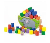 Medinis balansinis drambliukas | Viga Toys
