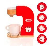 Medinis kavos aparatas | Viga Toys