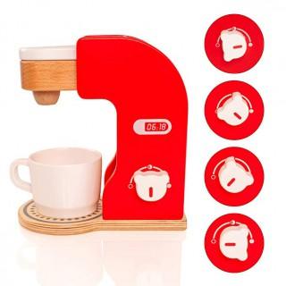 Medinis kavos aparatas | Viga