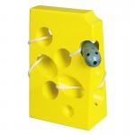 Medinis labirintas | Sūris ir pelytė | Viga