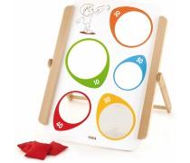 Medinis žaidimas | Mesk pagalvėlę į tikslą | Viga Toys