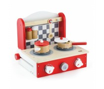 Žaislinė medinė sulankstoma viryklė | Viga