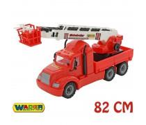 Didelė raudona gaisrinė mašina | Globetrtter | Wader