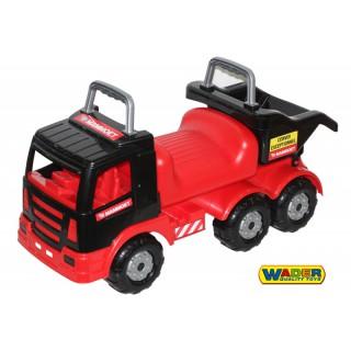 Vaikiškas paspirtukas stumdukas sunkvežimis 69 cm   Mammoet   Wader 567260