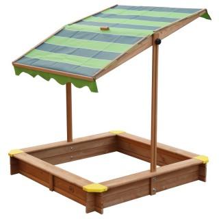 Medinė smėlio dėžė su stogeliu | Lily Sandpit | Axi A031.013.00