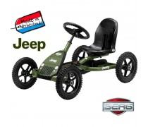 Minamas kartingas nuo 3 m | Jeep Junior Go-kart | Berg