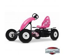 Minamas rožinis kartingas nuo 4 m | Compact Pink BFR | Berg