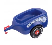 Big mašinos paspirtuko mėlyna priekaba | Big