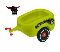 Big mašinos paspirtuko žalia priekaba | Big 56275