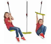 Pakabinama sūpynė | Activity Swing 2in1 | Big