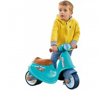 Paspiriamas mėlynas balansinis motociklas | Classic Scooter | Big 56377
