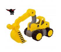 Vaikiškas traktorius su kaušu | Power Worker | Big