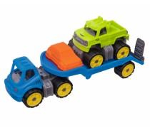 Žaislinis vilkikas | Monster Trucks | Big 55809