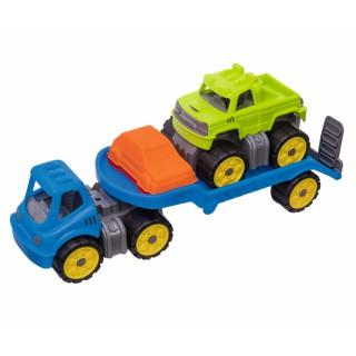 Žaislinis vilkikas   Monster Trucks   Big 55809