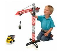 Žaislinis statybų kranas | Building team | Dickie 3463337
