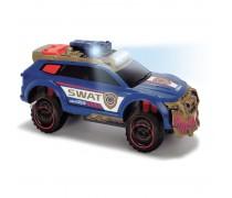 Apsaugos automobilis 33 cm su šviesos ir garso efektais | SWAT | Dickie 3308380