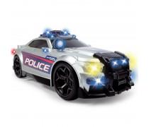 Policijos automobilis 33 cm su šviesos ir garso efektais | Street Force | Dickie 3308376