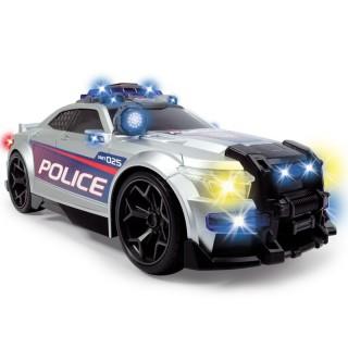 Policijos automobilis 33 cm su šviesos ir garso efektais   Street Force   Dickie 3308376