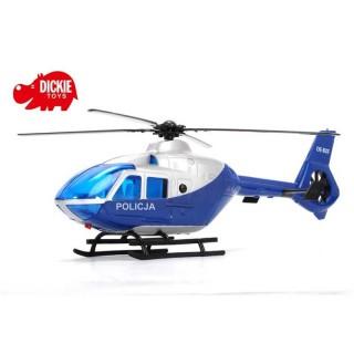 Policijos sraigtasparnis 36 cm su šviesos ir garso efektais | Sky Patrol | Dickie 3716001