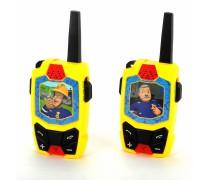 Vaikiškos racijos | Walkie Talkie Fireman Sam | Dickie 3093002