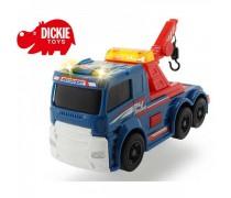 Žaislinė mini mašina - vilkikas | Tow truck | Dickie