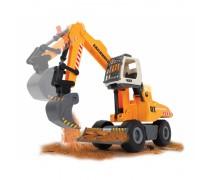 Žaislinis ekskavatorius su kaušu 32 cm | Excavator | Dickie 3726001