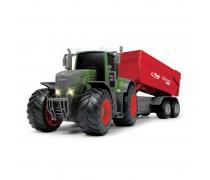 Žaislinis traktorius 41 cm su šviesomis | Fendt 939 Vario | Dickie 3737002