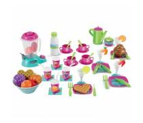Žaislinis pusryčių rinkinys 54 vnt. | Ecoiffier 2604