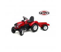 Minamas traktorius su priekaba | Garden Master | Falk