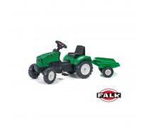 Minamas traktorius su priekaba | Lander Green | Falk
