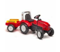 Minamas traktorius su priekaba | Lander Z240X | Falk