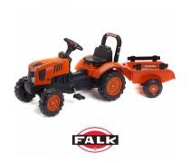 Minamas traktorius su priekaba nuo 2 m. | Kubota | Falk 2065AB