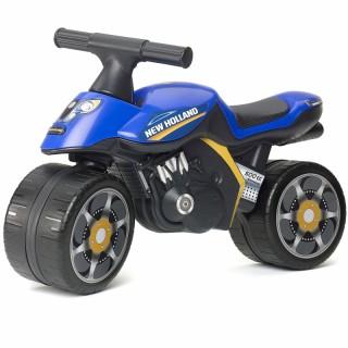 Paspiriamas balansinis motociklas iki 30 kg | New Holland Baby Moto | Falk 422