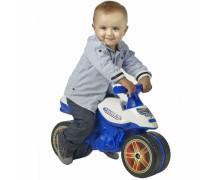 Paspiriamas balansinis motociklas iki 30 kg | Baby Moto Police | Falk 407
