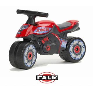 Paspiriamas balansinis motociklas iki 30 kg | Xracer | Falk 400