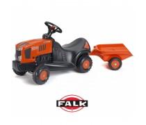 Paspiriamas traktorius su priekaba 18 mėn. | Kubota | Falk 3060B