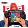 Mašina paspirtukas - stumdukas su interaktyviu vairu | Ferrari F1 | Feber 04888