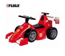 Interaktyvi mašina paspirtukas - stumdukas | Ferrari F1 | Feber