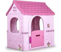 Žaidimų rožinis lauko namelis   Fantasy Garden   Feber