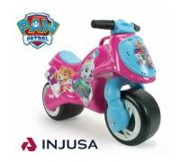 Paspiriamas motociklas | Neox Pow Patrol Pink | Injusa