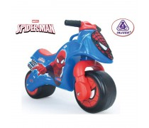 Paspiriamas motociklas | SPIDERMAN IML | Injusa