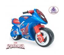 Paspiriamas motociklas | SPIDERMAN | Injusa