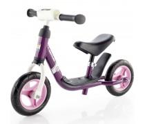 Balansinis dviratukas su tyliai riedančiais 8 colių ratais | Run Pink Girl | Kettler