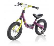 Balansinis dviratukas su pripučiamais 12,5 colių ratais | RUN AIR Girl | Kettler T04050-5030