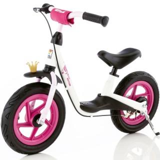 Balansinis dviratukas su tyliai riedančiais 12,5 colių pripučiamais ratais | Princess RUNBIKE | Kettler