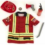 Vaikiška gaisrininko apranga su priedais | Klein 8985