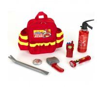 Vaikiška gaisrininko kuprinė su priedais | Henry | Klein 89000